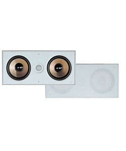 Pyle Dual In-Wall Speaker System