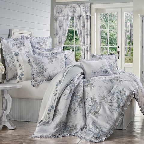 The Gray Barn Morning Star Farmhouse Floral Comforter Set