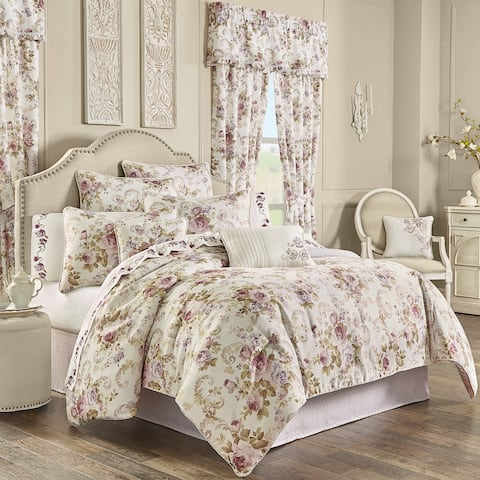 Royal Court Chambord Classic Floral Comforter Set