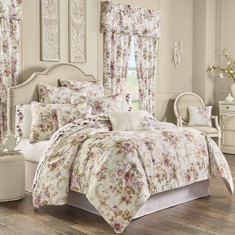 The Gray Barn Warwick Classic Floral Comforter Set