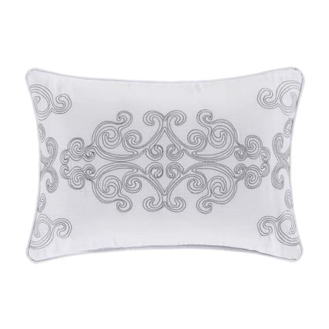 Gracewood Hollow Gangbo Rectangular Decorative Throw Pillow