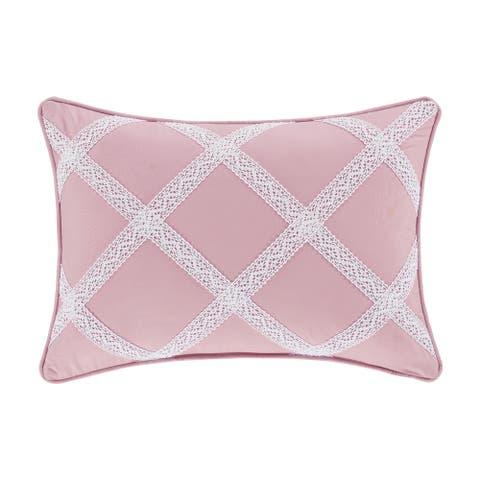 The Gray Barn Little Bess Boudoir Decorative Throw Pillow