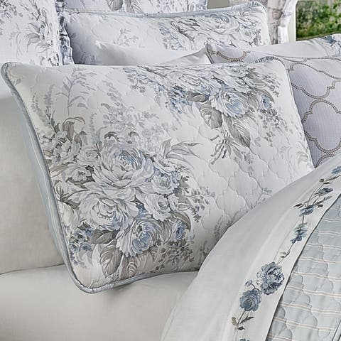 The Gray Barn Morning Star Farmhouse Floral 3-piece Quilt Set