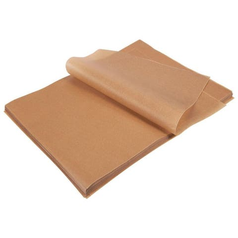 "200 Sheet Non-Stick Food Grade Unbleached Parchment Paper For Baking, 12""x16"" - 12"" x 16"""