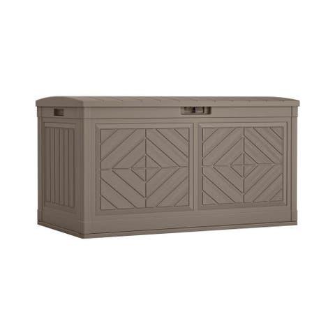 80 Gallon Deck Box