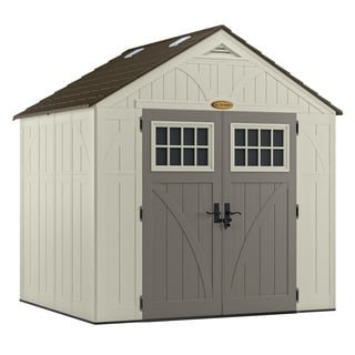 8' X 7' Shed