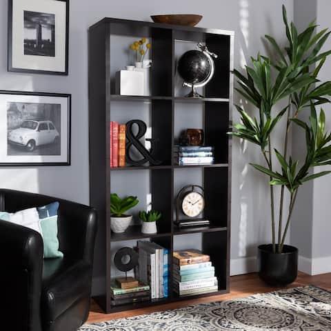 Janne Modern and Contemporary 8-Cube Multipurpose Storage Shelf