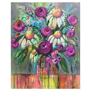Garden Gifts by Cami Boyett Canvas Art Print