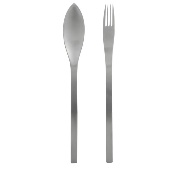 Georg Jensen Jean Nouvel Stainless Steel Salad Servers