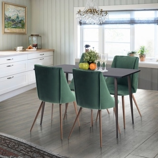 Carson Carrington Salberget Mid-century Modern Kitchen Dining Set