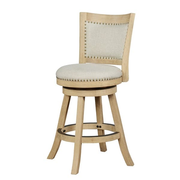 Outstanding Shop Curved Back Wooden Bar Stool With Swivel Base Brown Ibusinesslaw Wood Chair Design Ideas Ibusinesslaworg