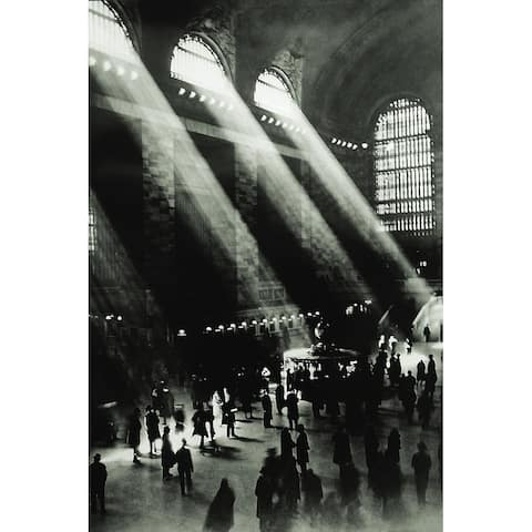 CANVAS Grand Central Station Sunlight Photographic Print