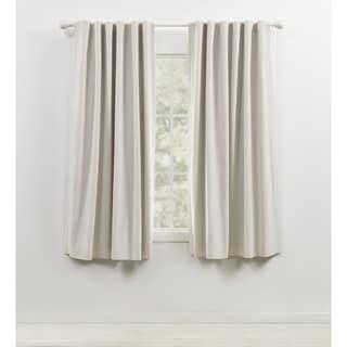 Link to Lauren Ralph Lauren Sallie Blackout Back Tab/Rod Pocket Curtain Panel (As Is Item) Similar Items in As Is