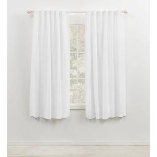 Lauren Ralph Lauren Leanne Back Tab/Rod Pocket Curtain Panel