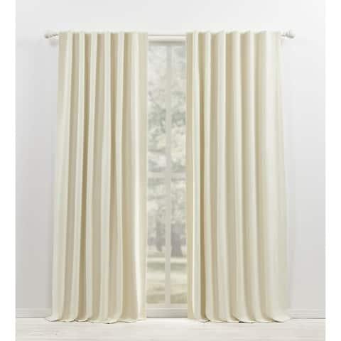Lauren Ralph Lauren Waller Blackout Back Tab/Rod Pocket Curtain Panel