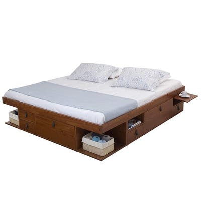 Buy Twin Size Storage Bed Online At Overstock Our Best Bedroom