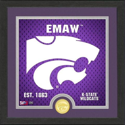 Kansas State University Battle Cry Bronze Coin Photo Mint - 13X13