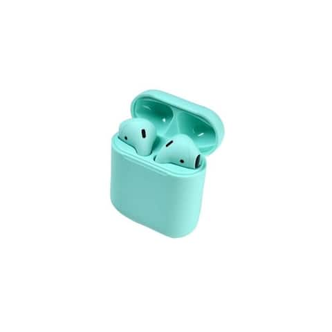 Bluetooth Wireless Ear Buds with Charging Case Airybuds i12