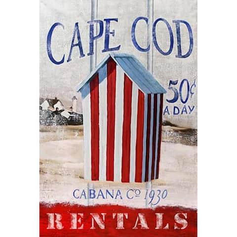 CANVAS Cape Cod Cabana Co. Rentals