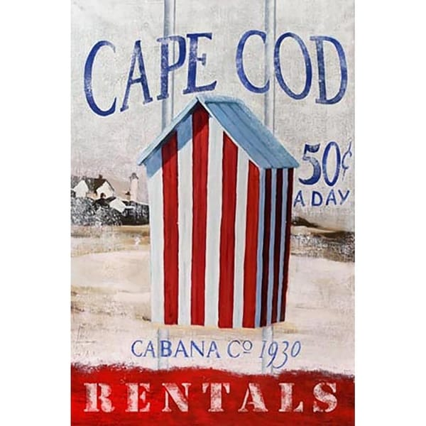 CANVAS Cape Cod Cabana Co. Rentals. Opens flyout.