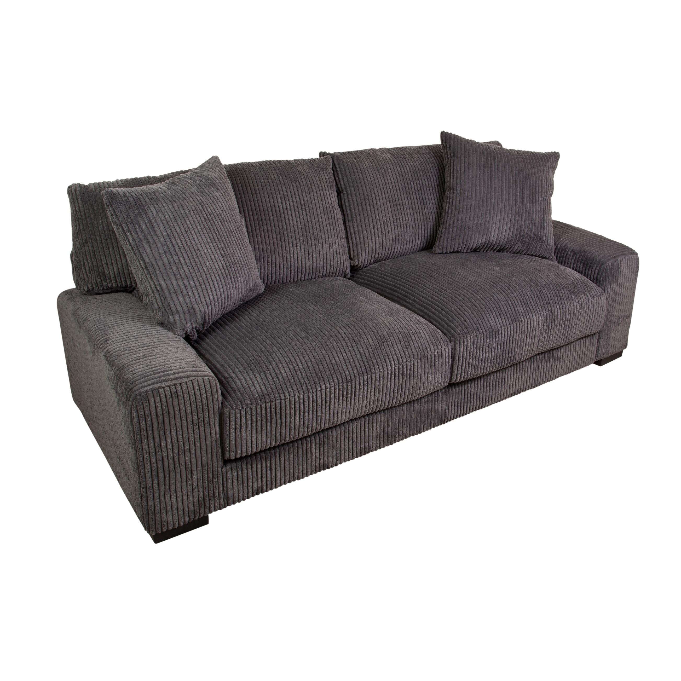 Chill Ultra Soft Microfiber Sofa