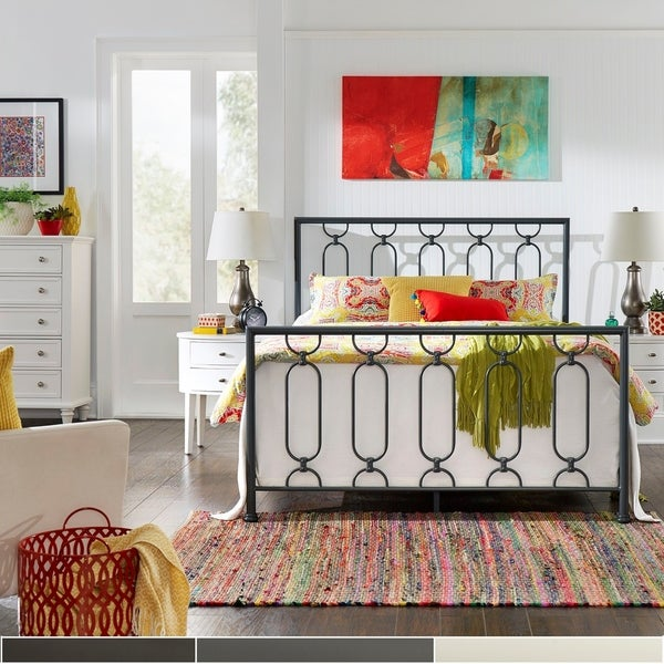 Zander Metal Bed by iNSPIRE Q Classic