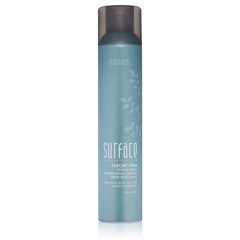 Surface Theory Firm Styling Spray, 10 oz