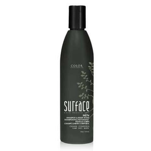Surface Hair Health Art: Men Shampoo and Body Wash, 295 ml / 10 oz
