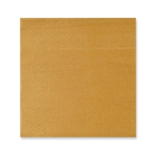Cocktail Napkins - 200-Pack Disposable Paper Napkins, 2-Ply, Mustard Yellow