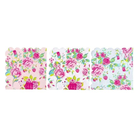 Cocktail Napkins - 150-Pack Luncheon Napkins, Disposable Paper Napkins for Party