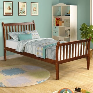 Taylor & Olive Rosemary Pine Wood Twin-size Bed