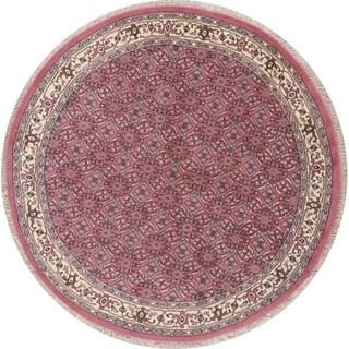 Bidjar Hand Knotted Traditional Carpet Wool Indian Oriental Border Rug