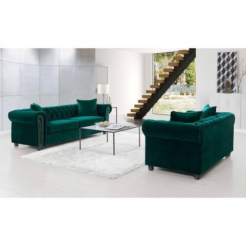 Gracewood Hollow Katragadda 2-piece Sofa Set