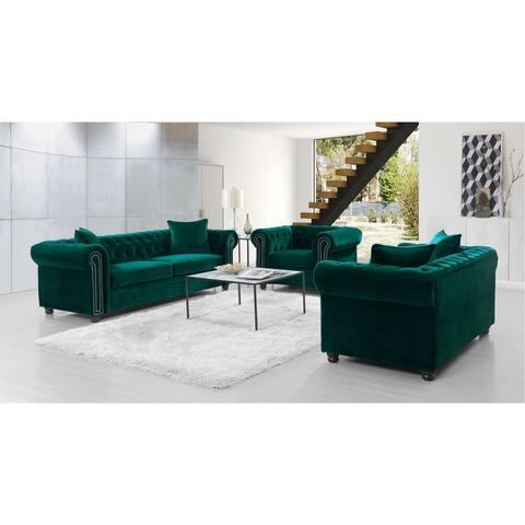 Gracewood Hollow Katragadda 3-piece Sofa Set