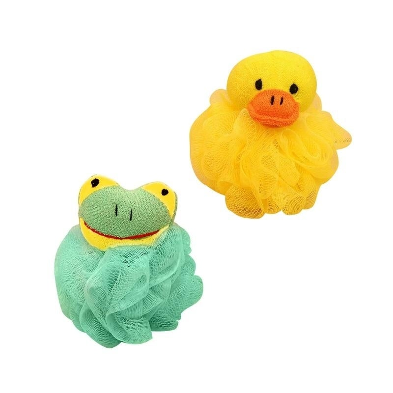 Shop Animal Face Loofah Exfoliator Sponge Overstock 29118135