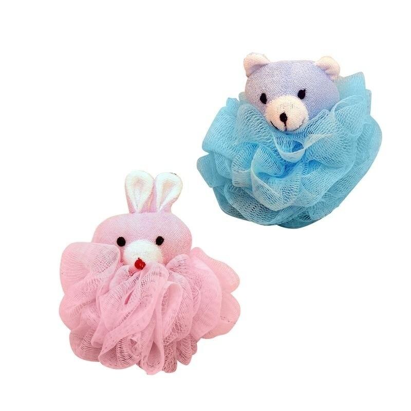 Shop Animal Face Loofah Exfoliator Sponge Overstock 29118135