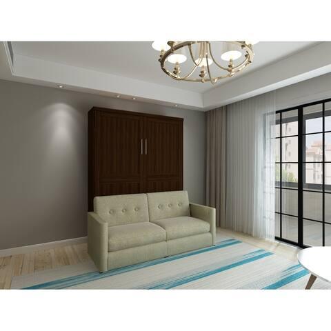 Brentwood Queen Sofa-Murphy Bed