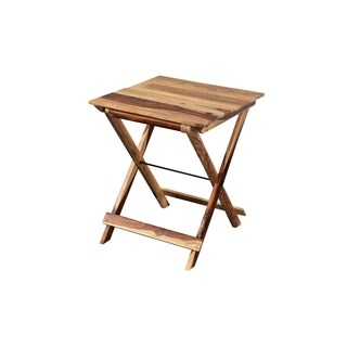 Link to Solid Sheesham Wood Square Table, Harvest Similar Items in Living Room Furniture