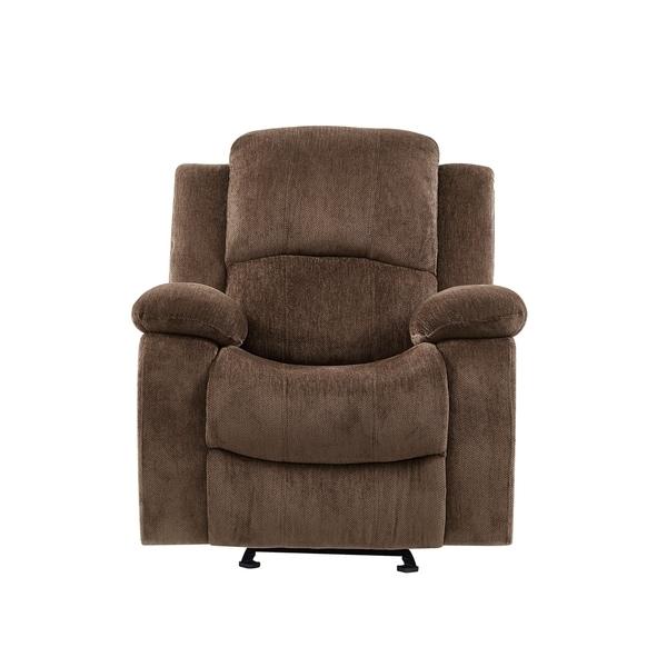 Global Furniture USA Extra Plush Coffee Glider Recliner