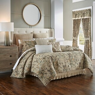 Link to Waverly Volterra 4 Piece Comforter Set Similar Items in As Is