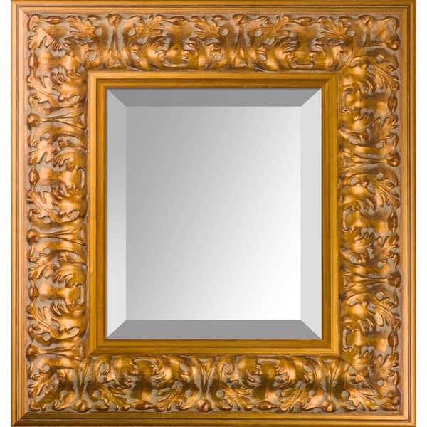 Shop Overstockart Sicilian Gold Frame Mirror On Sale Overstock 29119138