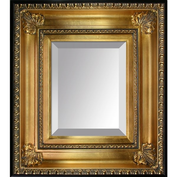 overstockArt Regency Gold Frame Mirror