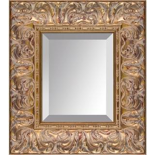 overstockArt Espana Gold Frame Mirror