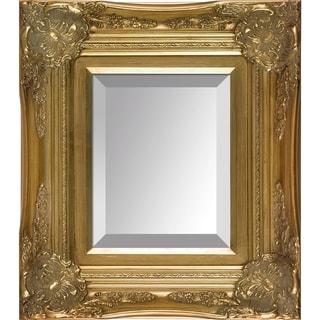 overstockArt Victorian Gold Frame Mirror