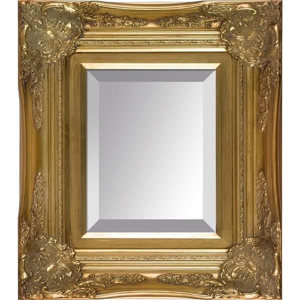 Shop Overstockart Victorian Gold Frame Mirror On Sale Overstock 29119183