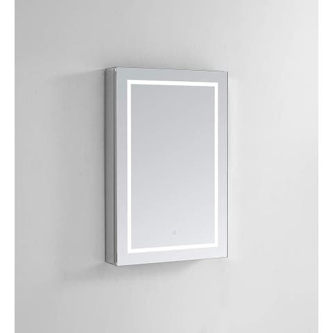 AQUADOM Royale Plus LED Medicine Cabinet