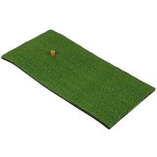 Juvale Golf Practice Hitting Mat Putting Swing Training Aid For Home Office