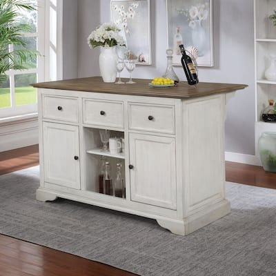 Buy Open Storage Kitchen Islands Online at Overstock   Our ...