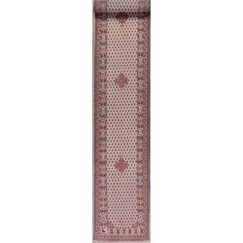 Persian Bidjar Carpet Taditional Hand Knotted Wool Oriental Indian Rug