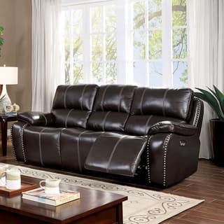 Stupendous Buy Tight Back Leather Sofas Couches Online At Overstock Spiritservingveterans Wood Chair Design Ideas Spiritservingveteransorg